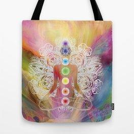 Chakra Balance Tote Bag