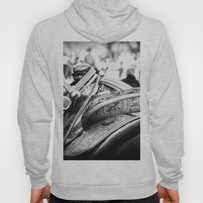 Get Back In The Saddle Hoody