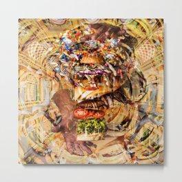 Good Burger Metal Print