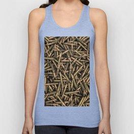 Rifle bullets Unisex Tank Top