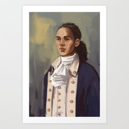John Laurens Art Print