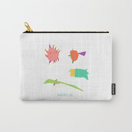 Little Creatures from the Sea Carry-All Pouch