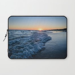 Sunset at the beach in 'Atlántida, Uruguay' Laptop Sleeve