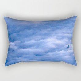 A Pilot's Utopia Rectangular Pillow