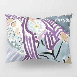 Keep calm and love Matisse Pillow Sham