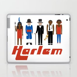 Harlem  Laptop & iPad Skin