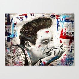 Cash Canvas Print