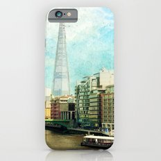 The Shard and The Thames - London iPhone 6s Slim Case