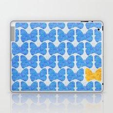 One of a kind (blue) Laptop & iPad Skin
