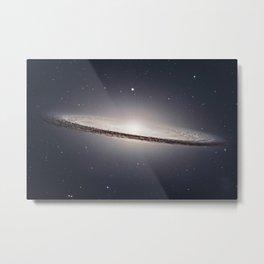 Sombrero Galaxy M104  in constellation Virgo Metal Print
