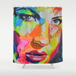 Olesya Shower Curtain