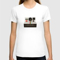 polaroid T-shirts featuring POLAROID by MiliarderBrown