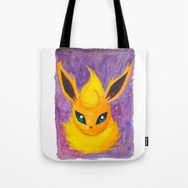 Eeveelution - Flareon Tote Bag