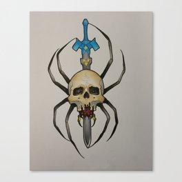 skulltula Canvas Print