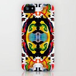 Afri-Kaleido iPhone Case