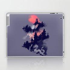 Samurai's life Laptop & iPad Skin