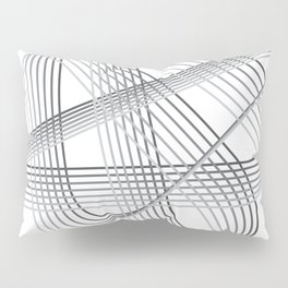 Neverending lines Pillow Sham
