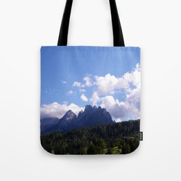 Mother's Nature Matinee Tote Bag