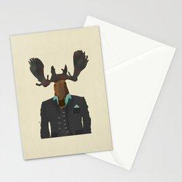 mr moose Stationery Cards
