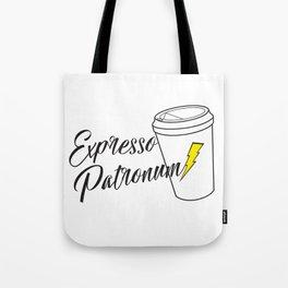 Expresso Patronum Tote Bag