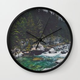 A Place Within Yourself Wall Clock