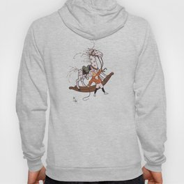 Whipping the Angry Toy Horse Hoody