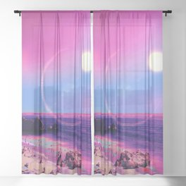Solstice Sheer Curtain