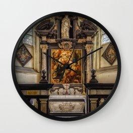 Rubens Grave Wall Clock