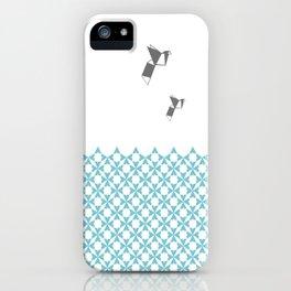 Sea Birds iPhone Case
