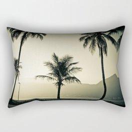 Empty City #6 Rectangular Pillow