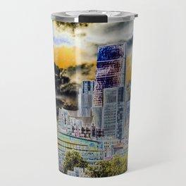 Solarised London Travel Mug