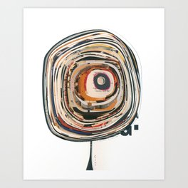 Seeing Art Print