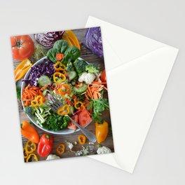 Beautiful Food by Nadine Primeau Stationery Cards