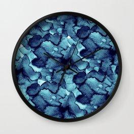 Abstract XIV Wall Clock