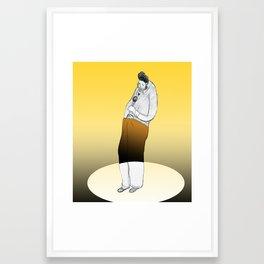 Horoscope: Leo Framed Art Print