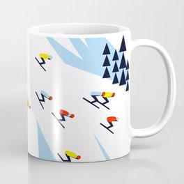 THE MOUNTAINS. NIGHT. Coffee Mug