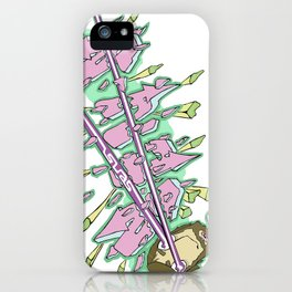 I Can't Stop iPhone Case