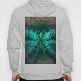 Butterfly Abstract G541 Hoody