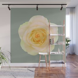 bed of roses: texas Wall Mural