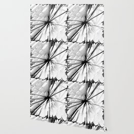 Abstarct black pattern Wallpaper