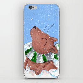 Winter's Here to Stay! iPhone Skin