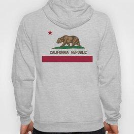 California State Flag Hoody