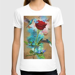 A Rose in Time T-shirt