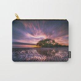 Nudgee Beach Sunrise Queensland Australia Carry-All Pouch