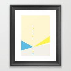 Slice Dice 03 Framed Art Print