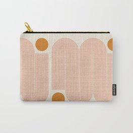 Abstraction_SUN_LINE_ART_Minimalism_002 Carry-All Pouch