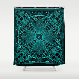 The Void Shower Curtain
