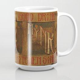 the Myxin' Mynk Mug