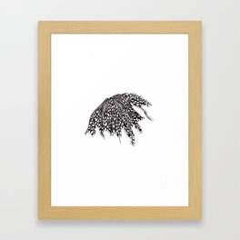 Pattern III Framed Art Print