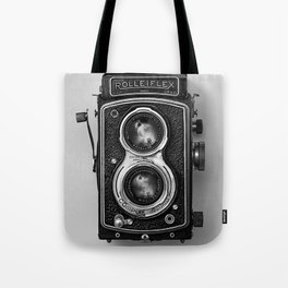 Rolliflex Camera Tote Bag